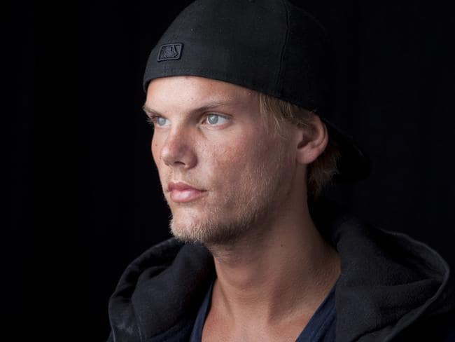 Avicii's family says he 'could not go on', implying superstar DJ took his own life. Picture: Amy Sussman/Invision/AP