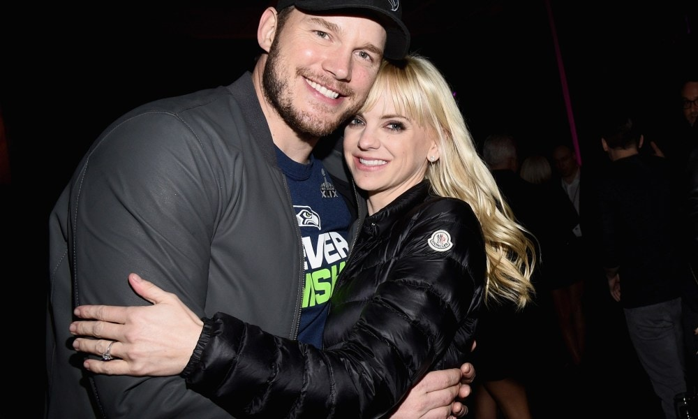 Anna Faris hinted at marriage trouble a week before split from Chris Pratt