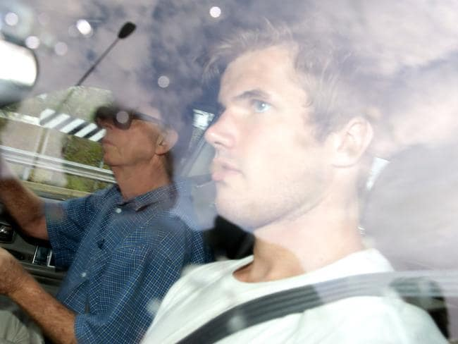 Alleged gold coast balcony killer gable tostee was for Balcony killer