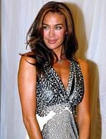 <p>David Jones launches their exclusive range of Simone Perele lingerie with high tea and parade at the Elizabeth Street store. Megan Gale in 2006</p>