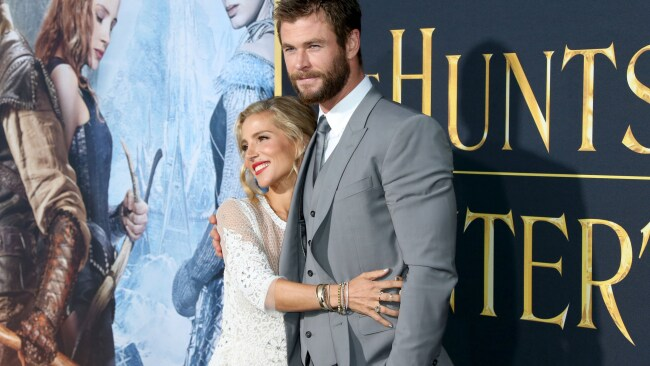 Chris makes about $US27 million for each 'Thor' movie. Photo: Frederick M. Brown/Getty Images)