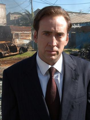Nic Cage.