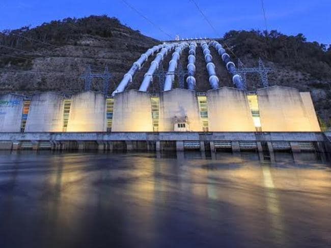Snowy Mountain Hydro Tumut 3 power plant. Picture: Snowy Hydro Limited.