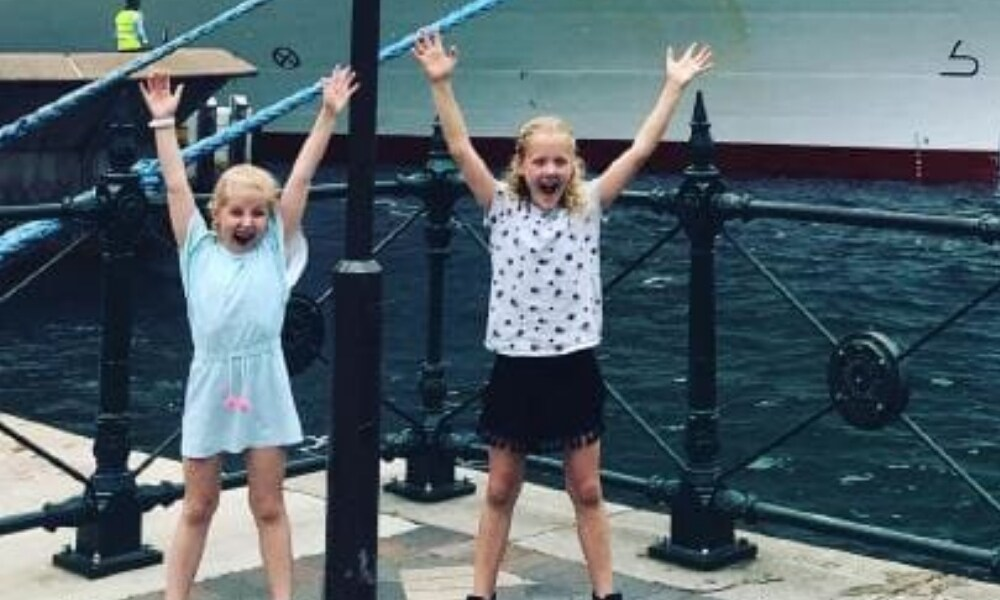 A week at sea surrounded by children turned me in to a cruising convert