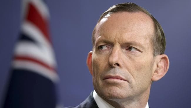 Insensitive ... the former PM's comments about abortion were baffling. Picture: AP