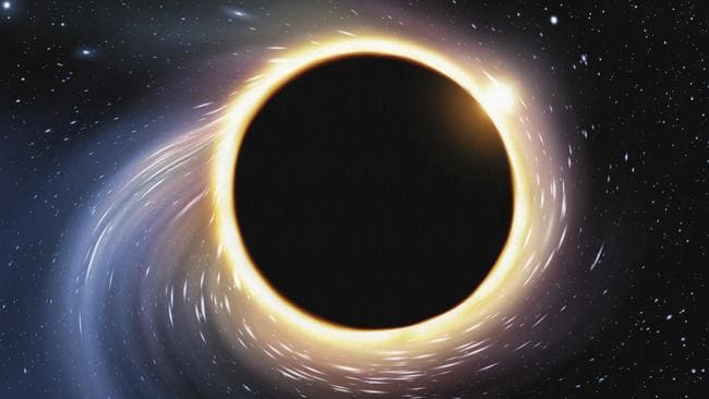 black hole in our universe - photo #46