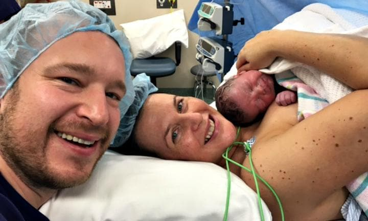 """A maternal-assisted C-section isn't for everyone but it's perfect for me"""