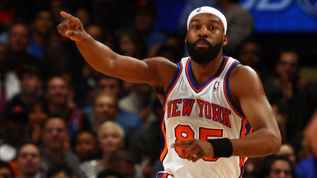 Baron davis and New York Knicks
