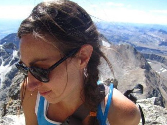 Killed...Alicia Cipicchio was killed at Burning Man after fallling under a bus. Picture: Facebook