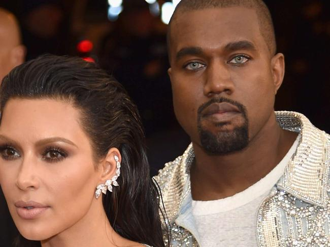 Kim and Kanye's ridiculous joint talk