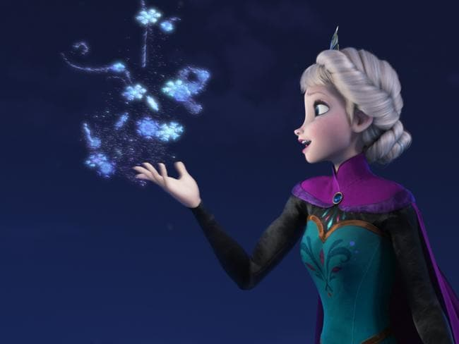 Singalong ... The new Frozen short film will also feature a new original song by the composers behind Let It Go. Picture: Supplied