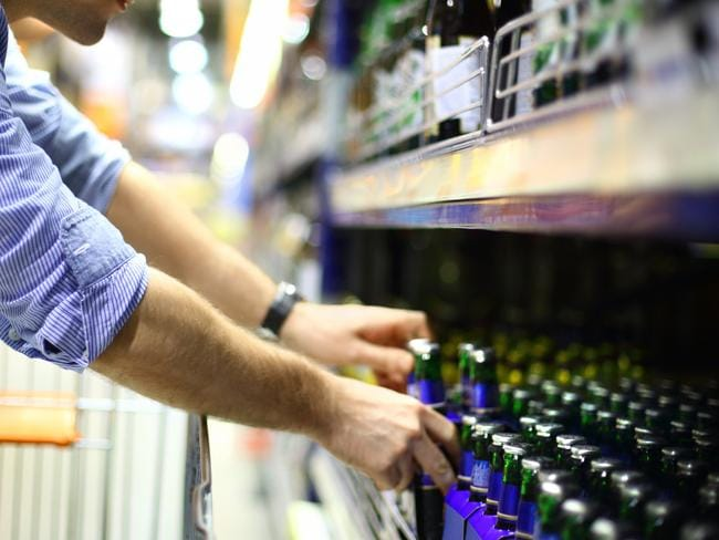 New data over who buys the most booze may surprise some.
