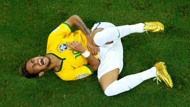 Neymar is a massive loss for Brazil and the tournament.