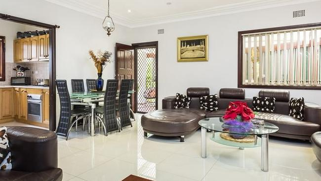 18 Excelsior St, Merrylands will be auctioned at 12 noon Saturday. Picture: realestate.com.au