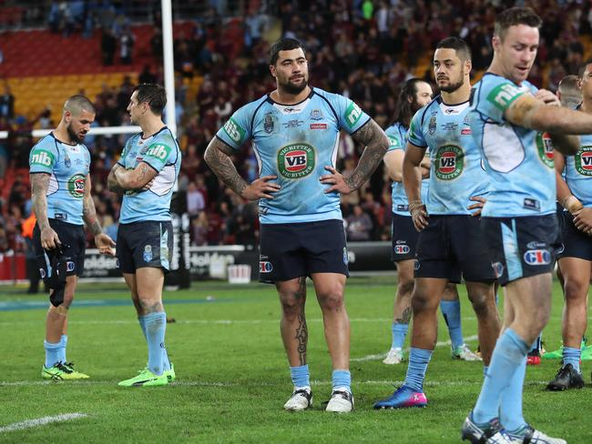 NSW's Andrew Fifita had a stinker in Game 3.