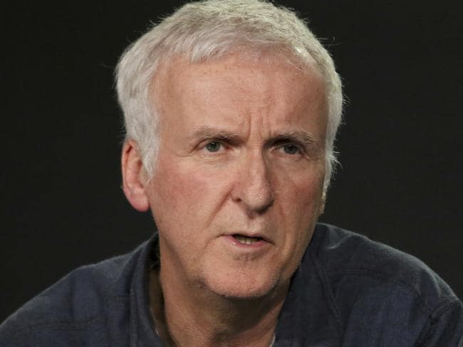 "Filmmaker James Cameron has lauded Dushku as ""brave"" for speaking out. Picture: Willy Sanjuan/Invision/AP"