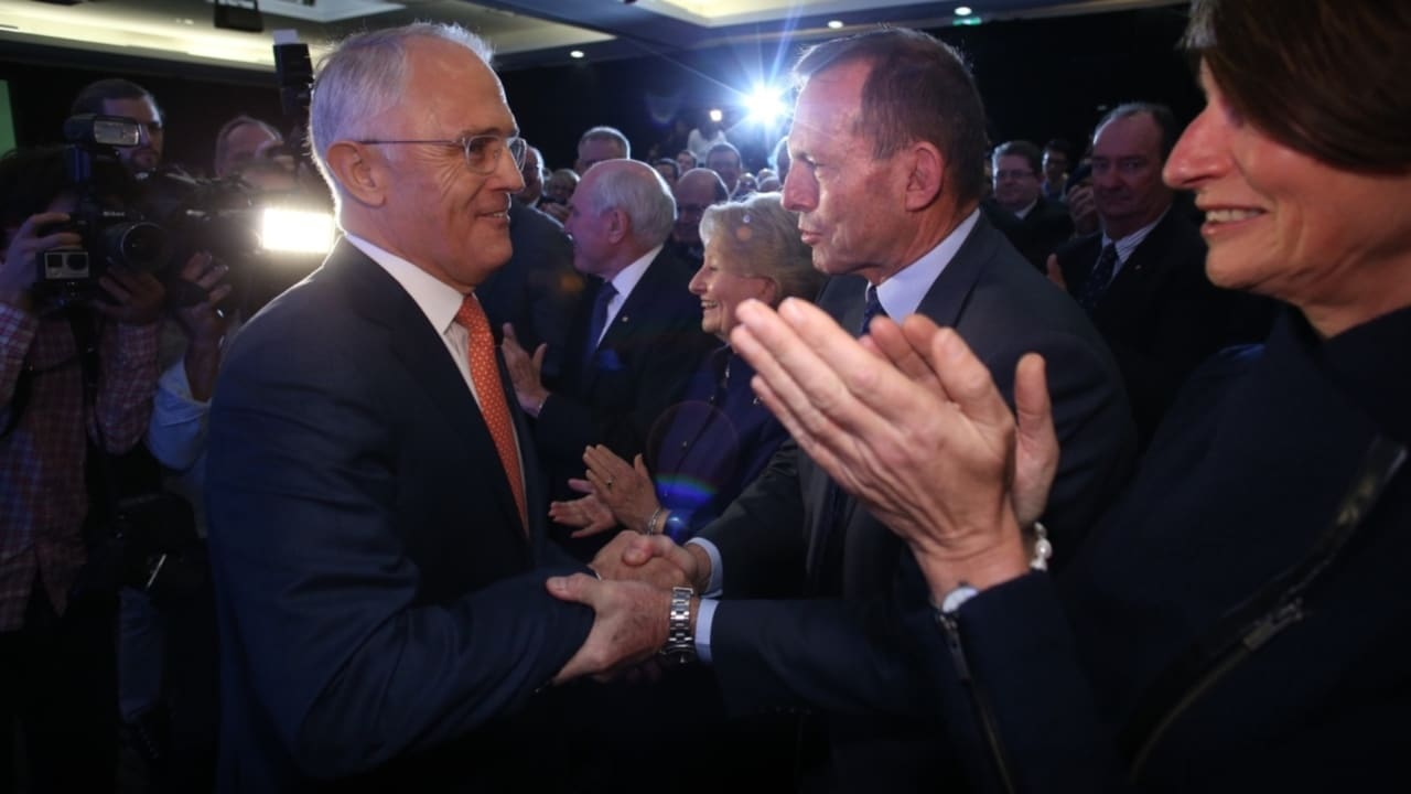 Image result for After losing 30 Newspolls, can the Coalition be written off?