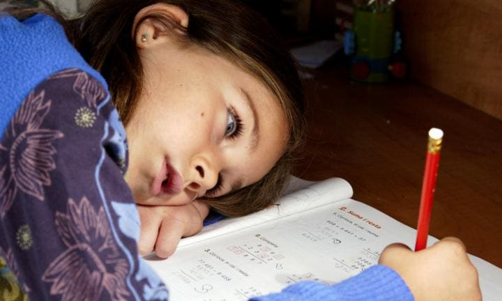 Expert sleep tips to help your child cope with the transition to big school