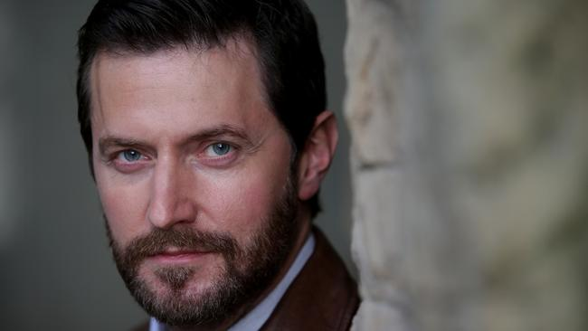 Richard Armitage from The Hobbit: The Battle of the Five Armies, which is due for release on Boxing Day. Picture: News Limited.