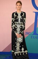 Constance Jablonski attends the 2017 CFDA Fashion Awards at Hammerstein Ballroom on June 5, 2017 in New York City. Picture: Dimitrios Kambouris/Getty Images/AFP