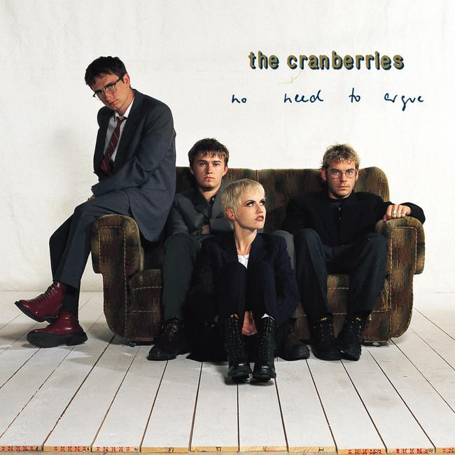 The Cranberries' second album No Need to Argue was a global smash. Picture: Supplied