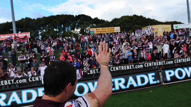 Few clubs enjoy a trip to Brookvale to face the Sea Eagles.