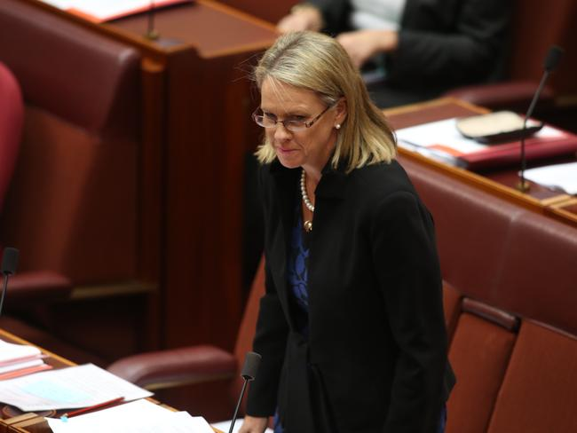 Overhaul ... Assistant Health Minister Fiona Nash is revamping unfair and controversial schemes for doctors.