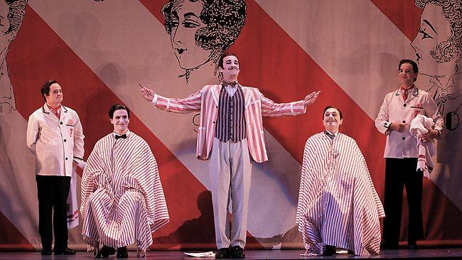 Barber Of Seville Summary : Review: The Barber of Seville, Opera Australia Herald Sun