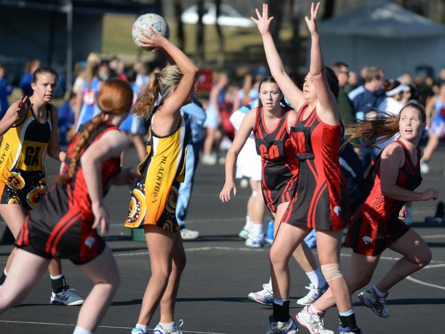 Blacktown Netballs new team for the NSW Premier League is