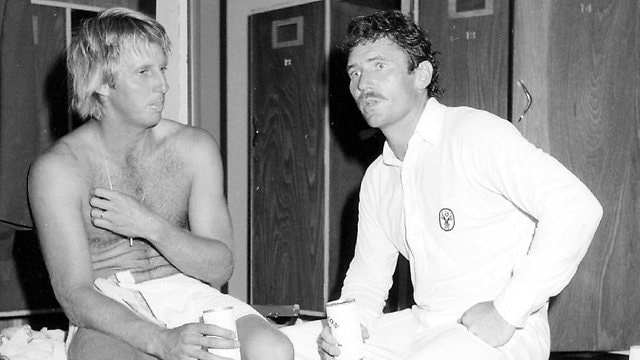 Jeff Thomson Allan Border
