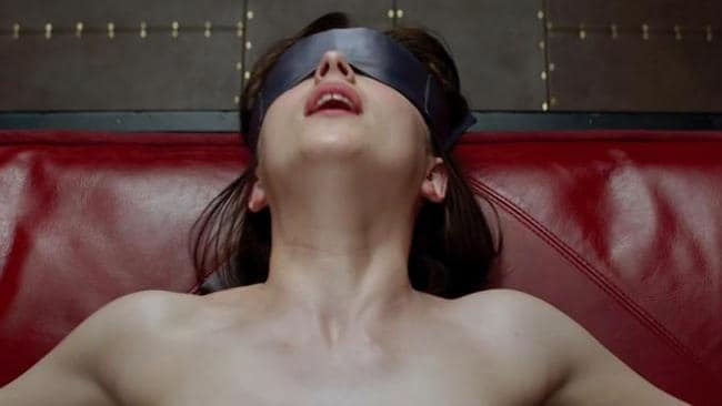 "As Anastasia Steele would say ""Oh my! Holy Cow!"". Picture: Universal Pictures / Focus Features"