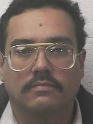 Killed and wanted to eat family puppy ... Salvador Martinez, 46, of New Mexico. Picture: Torrance County Sheriff