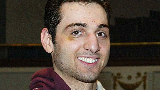 Tamerlan Tsarnaev married and had a daughter in the US, according to his aunt. Picture: AP/Julia Malakie