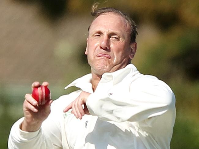 Gary Ablett Snr stars in local cricket