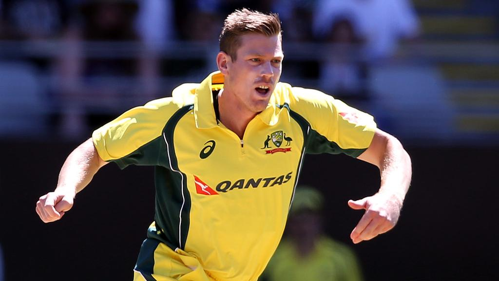 James Faulkner was a surprise omission from Australia's Champions Trophy squad.