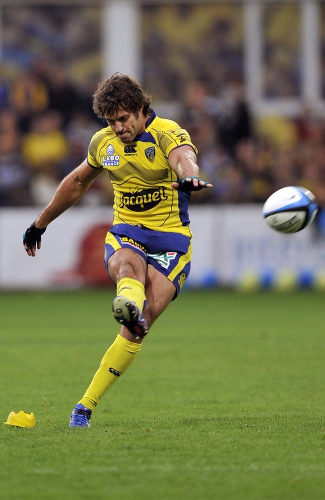 Aussie Brock James plays for Clermont.