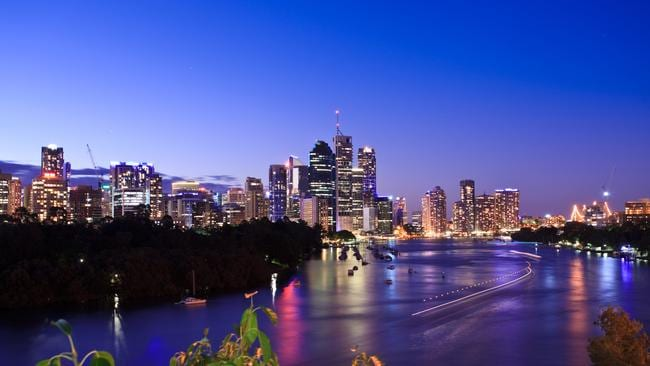 Brisbane is set to remain the last market standing for property price growth in the coming three years.