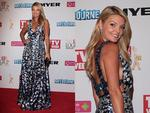 Natalie Hunter during the Red Carpet Arrivals ahead of the 56th TV Week Logie Awards 2014 held at Crown Casino on Sunday, April 27, 2014 in Melbourne, Australia. Pictures: News Corp Australia