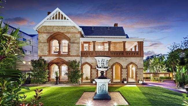 Real estate record breaking property state by state for 1 south terrace adelaide