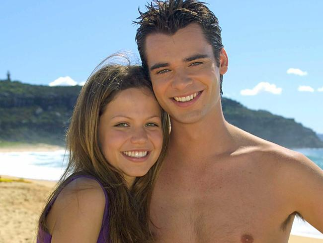 Tammin Sursok went from <i> Home and Away</i> to  <i>The Young and the Restless</i>. Picture: News Limited