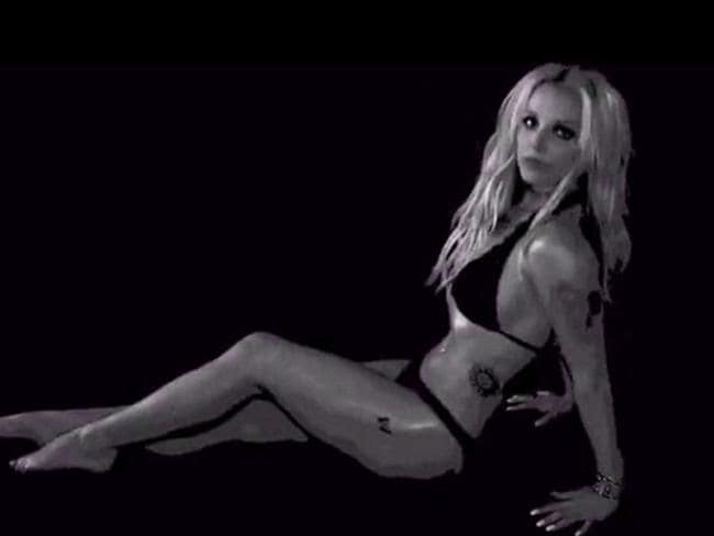 Laying bare ... Spears recently posted sultry new videos to Instagram, prompting fans to speculate that new music from the star might be on the horizon. Picture: Instagram