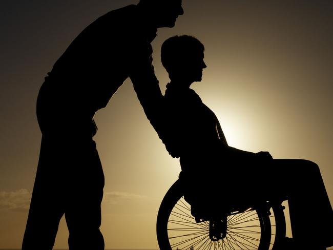 Australians with a disability are at a greater risk than other Australians, the report warns.