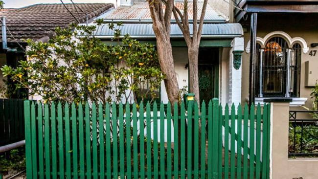This run-down one-bedroom house at 49 Commodore St, Newtown was bought by an investor for $767,000.