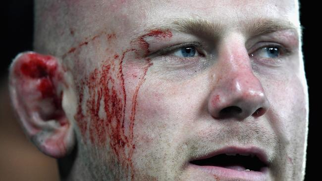 Dan Cole has been illegally scrummaging according to Michael Cheika. Picture: Getty Images