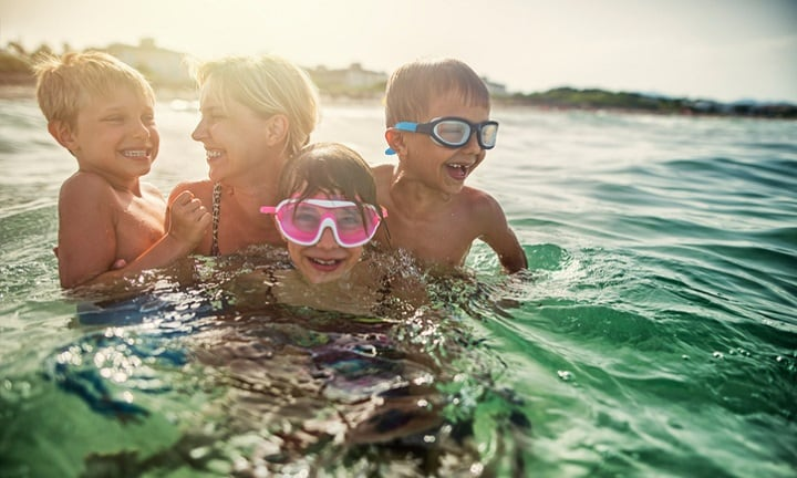 Holiday hack: How your next family trip can pay for itself