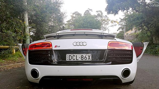 Police chase audi sports car through sydney after it was for Sun motor cars audi