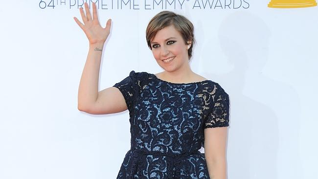 Dunham's excitement at her Vogue spread was dampened by the Jezebel criticisms. Picture: AP