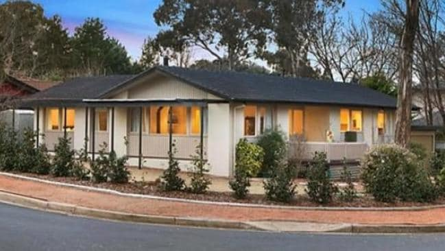 A renovated home at 74 Dunstan St, Curtin sold for $913,000. Picture: realestate.com.au