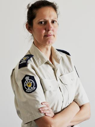 RSPCA inspector Amanda Swift
