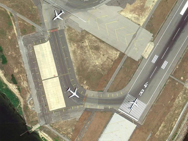 JFK Airport, US. Picture: Lauren O'Neil